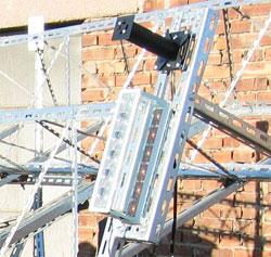 Main sun sensor